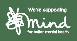 Mind Logo White