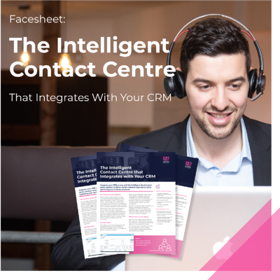 The Intelligent Contact Centre Image Tile2