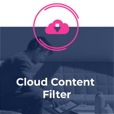 Services - Network and Connectivity-cloud content filter