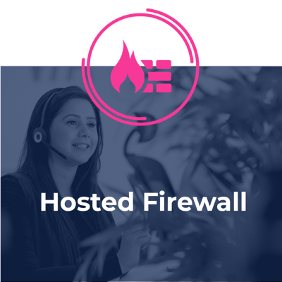 Services - Network and Connectivity-hosted firewall