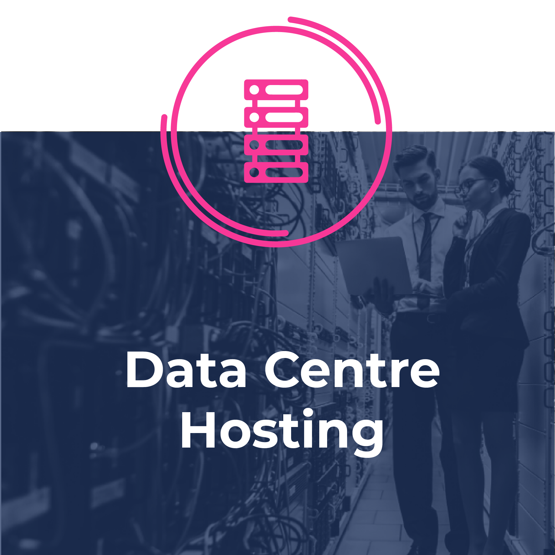 Services - Technology Services-Data Centre Hosting