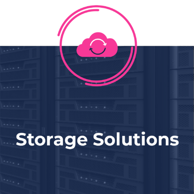 Services - Technology Services-Storage Solutions