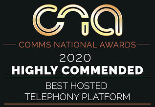 CNA Highly Commended Logo