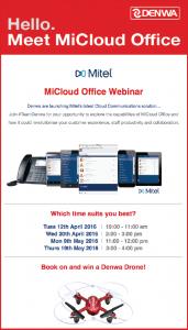 MiCloud Office Webinar