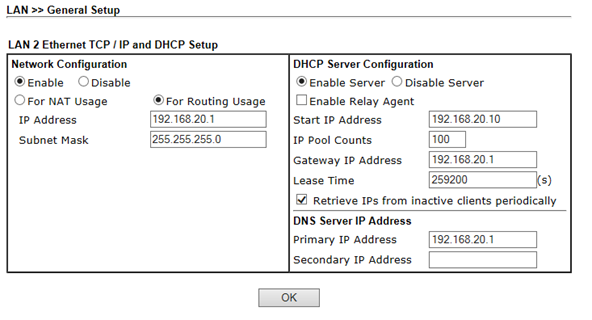Mivoice Business Dhcp