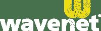 Wavenet Logo White (Transparent)
