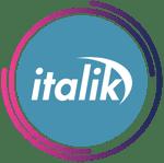 Italik quote logo