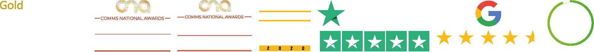 wholesale homepage accreditations