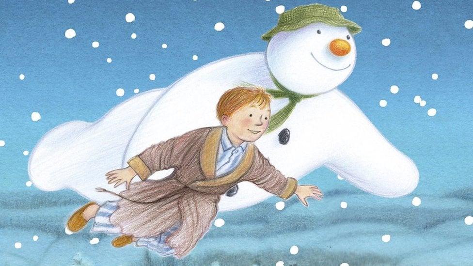 The Snowman 01