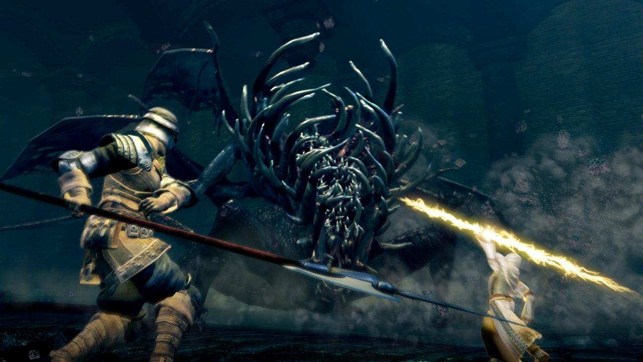 Dark Souls bosses