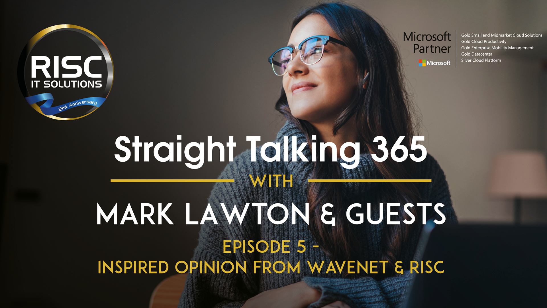 Podcast: Inspired Opinion - a Microsoft Inspire Review